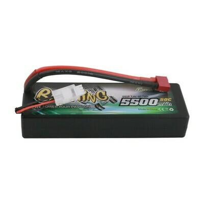 Gens ace Bashing Series 5200mAh 7.4V 2S1P 35C car Lipo Battery Pack Hardcase 24# (Deans)