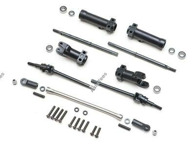 Boom Racing BRX90 Conversion Kit for BRX01 & BRX70 Axle
