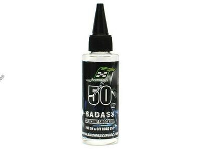 Boom Racing BADASS Silicone Shock Oil 50wt 60ml