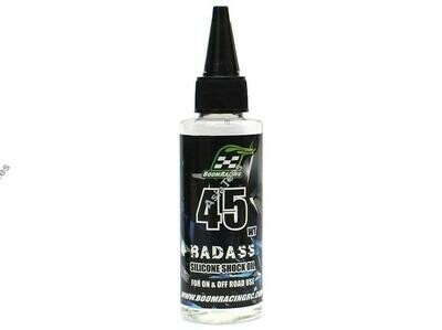 Boom Racing BADASS Silicone Shock Oil 45wt 60ml