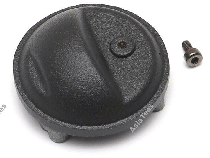 Boom Racing BRX70 / BRX90 PHAT Axle Black Diff Cover