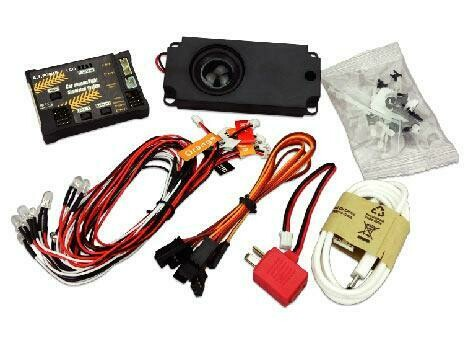 G.T. Power Car Sound & Light Simulated System