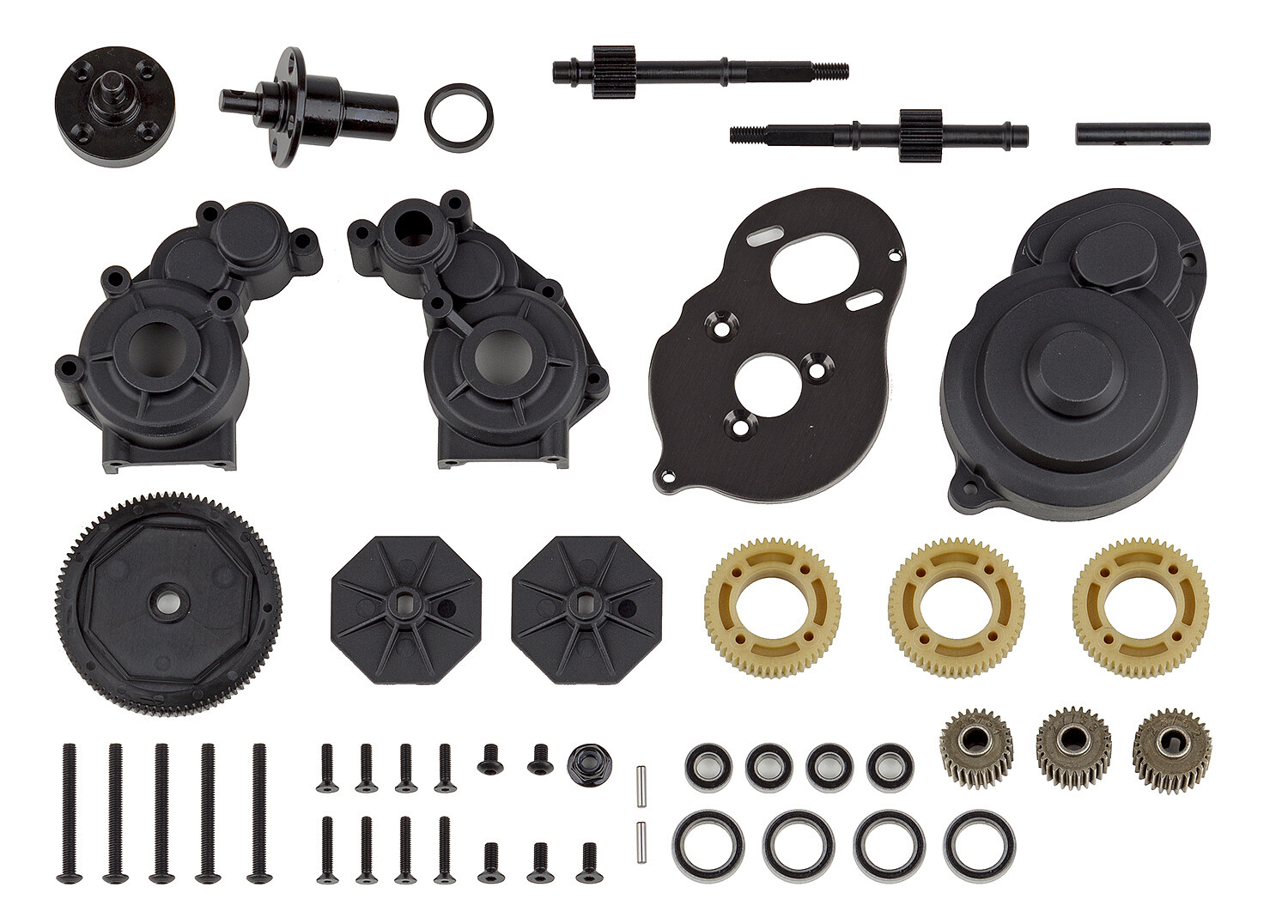 Enduro Stealth X Gearbox Kit
