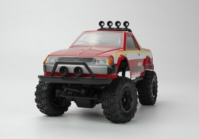 Carisma MSA-1E 1/24 Scale Subaru Brat 4WD RTR, w/ 2.4GHz KD Propo Radio