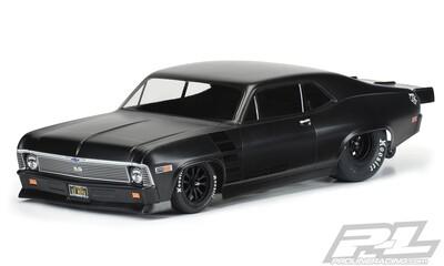 Proline 1969 Chevrolet Nova Clear Body for Slash 2wd Drag Car