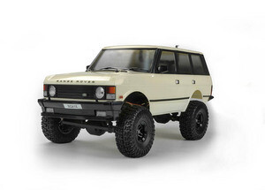 Carisma SCA-1E 1/10 Scale '81 Range Rover 4WD Scaler RTR, (285mm Wheelbase)
