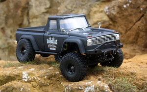 Carisma SCA-1E 1/10 Scale Coyote 4WD Scaler RTR, (285mm Wheelbase)