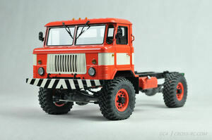 Cross R/C GC4 1/10 Truck 4x4 Crawler Kit