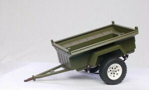 Cross R/C Small Trailer Kit, T001