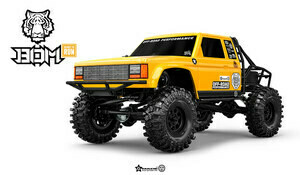 Gmade 1/10 GS02 BOM RTR Brushed Ultimate Trail Truck, w/ 2.4GHz Radio