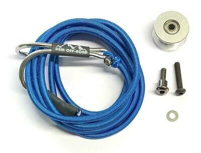 DSM Off Road Integrated Self Recovery System (Blue)