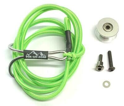 DSM Off Road Integrated Self Recovery System (Neon Green)