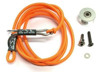 DSM Off Road Integrated Self Recovery System (Neon Orange)