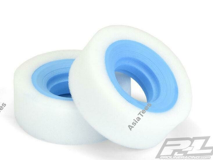 """Pro-Line Racing 1.9"""" Dual Stage Closed Cell Inner/Soft Outer Foam Inserts (2) for Pro-Line XL Rock Crawling"""