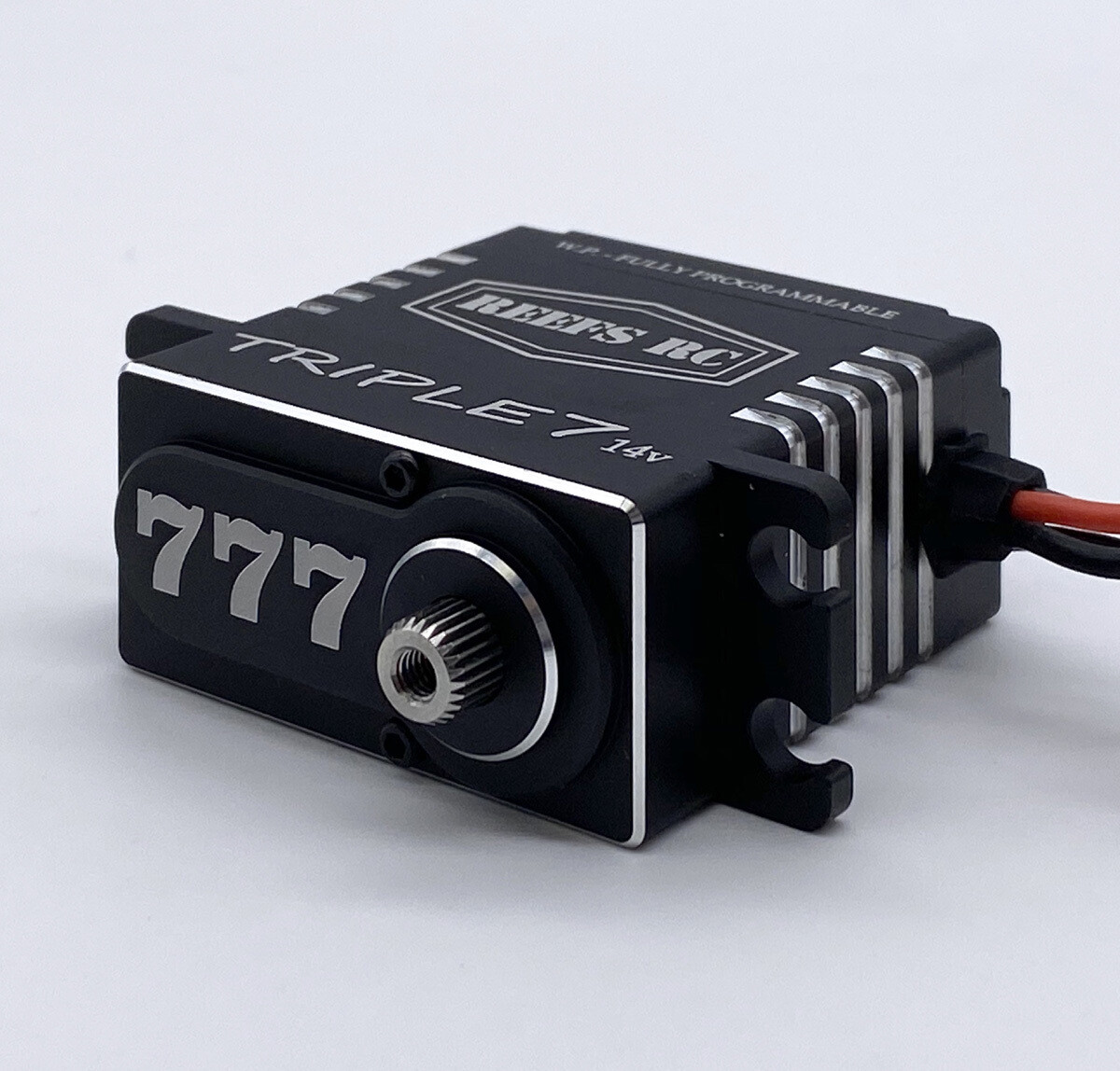 Reefs R/C Triple7 14V High Torque High Speed Brushless Programmable Servo