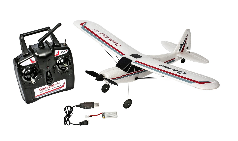 Rage R/C Super Cub MX Micro EP 3-Channel RTF Airplane