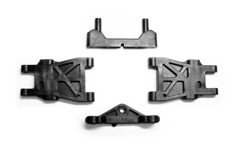Carisma M40S Rear Suspension Arms(pr.)