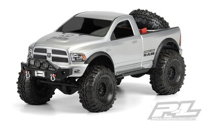 Proline Ram 1500 Clear Body for 1:10 Scale Crawlers