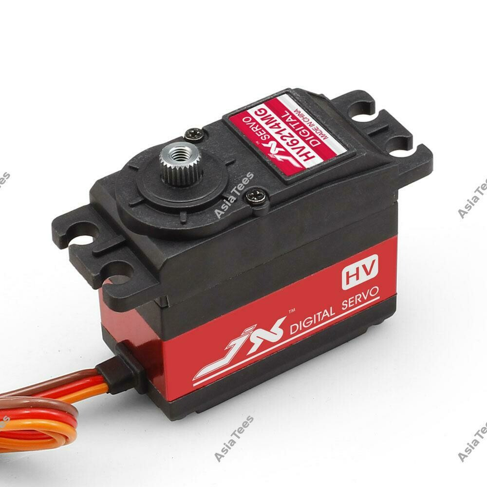 JX Servo High Precision Metal Gear Digital Standard Servo 15KG 0.16S @ 7.4V