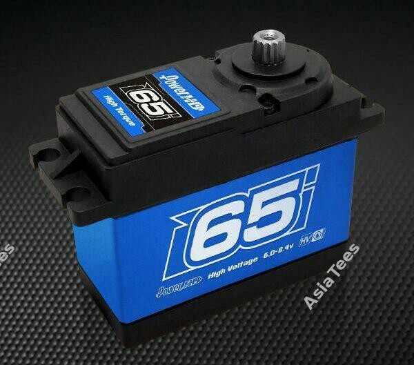 Power HD WH-65KG Waterproof Servo 65kg / 902.7oz / 0.15s @8.4V for 1/5 RC