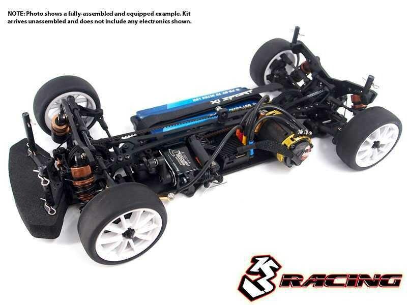 3Racing Sakura XI Sport 1/10 RC Touring Car Ver.NU KIT-XS/NU