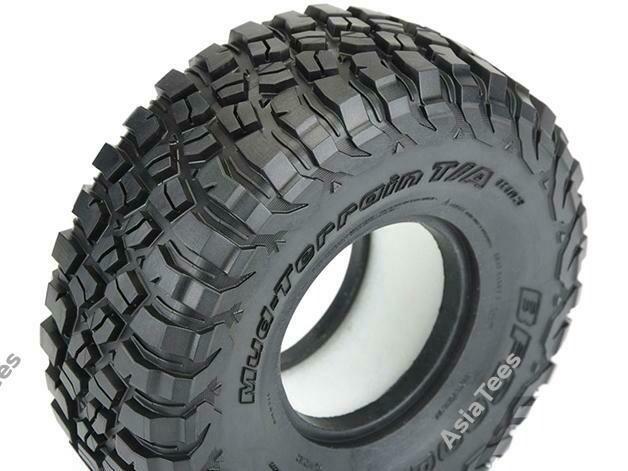 "Proline Class 1 BFGoodrich Mud-Terrain T/A KM3 1.9"" Predator (Super Soft) Rock Terrain Truck Tires"