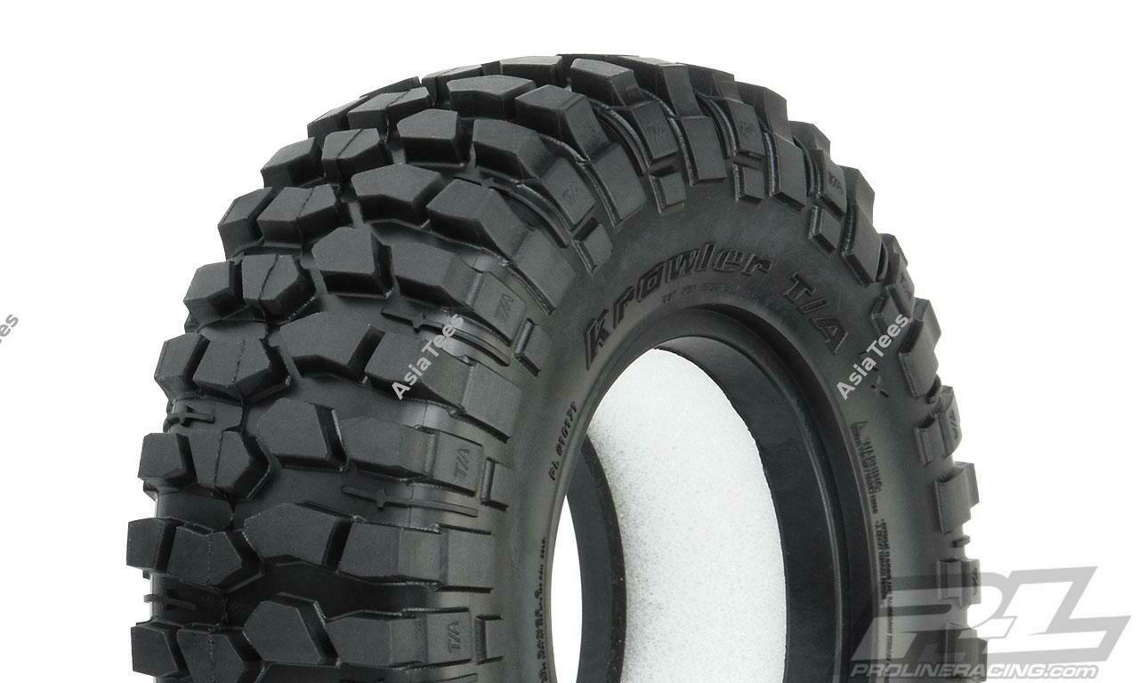 "Pro-Line Racing Class 0 BFGoodrich Krawler T/A KX 1.9"" (3.85"" OD) Predator (Super Soft) Rock Terrain Truck Tires"