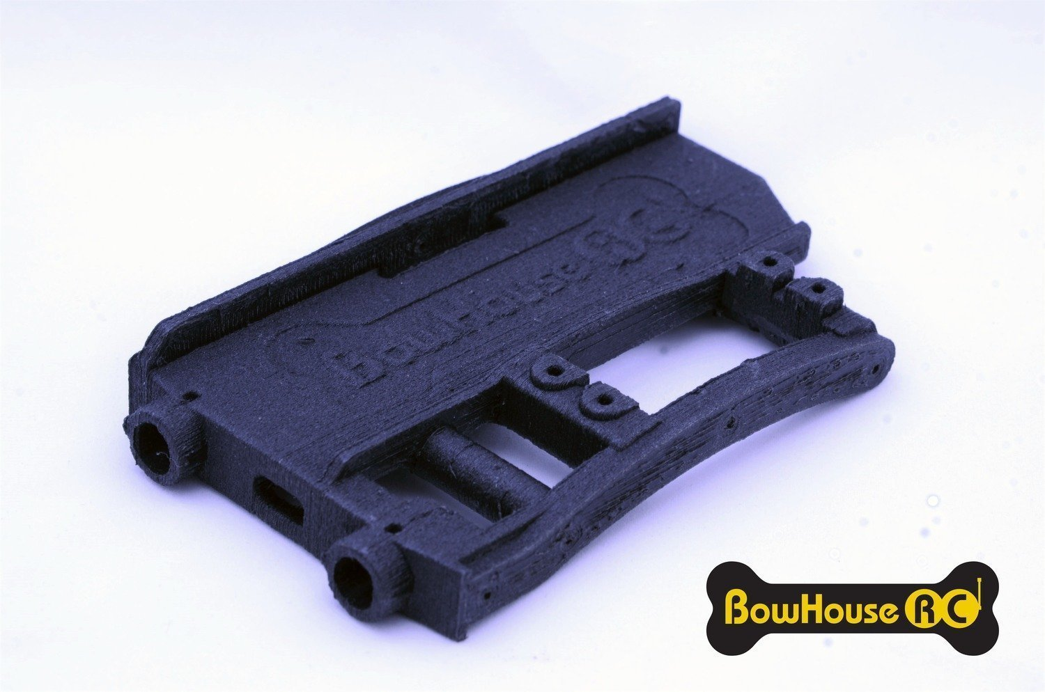 Bowhouse RC HD Battery Tray + Servo & Bumper Mount for SCX10 II
