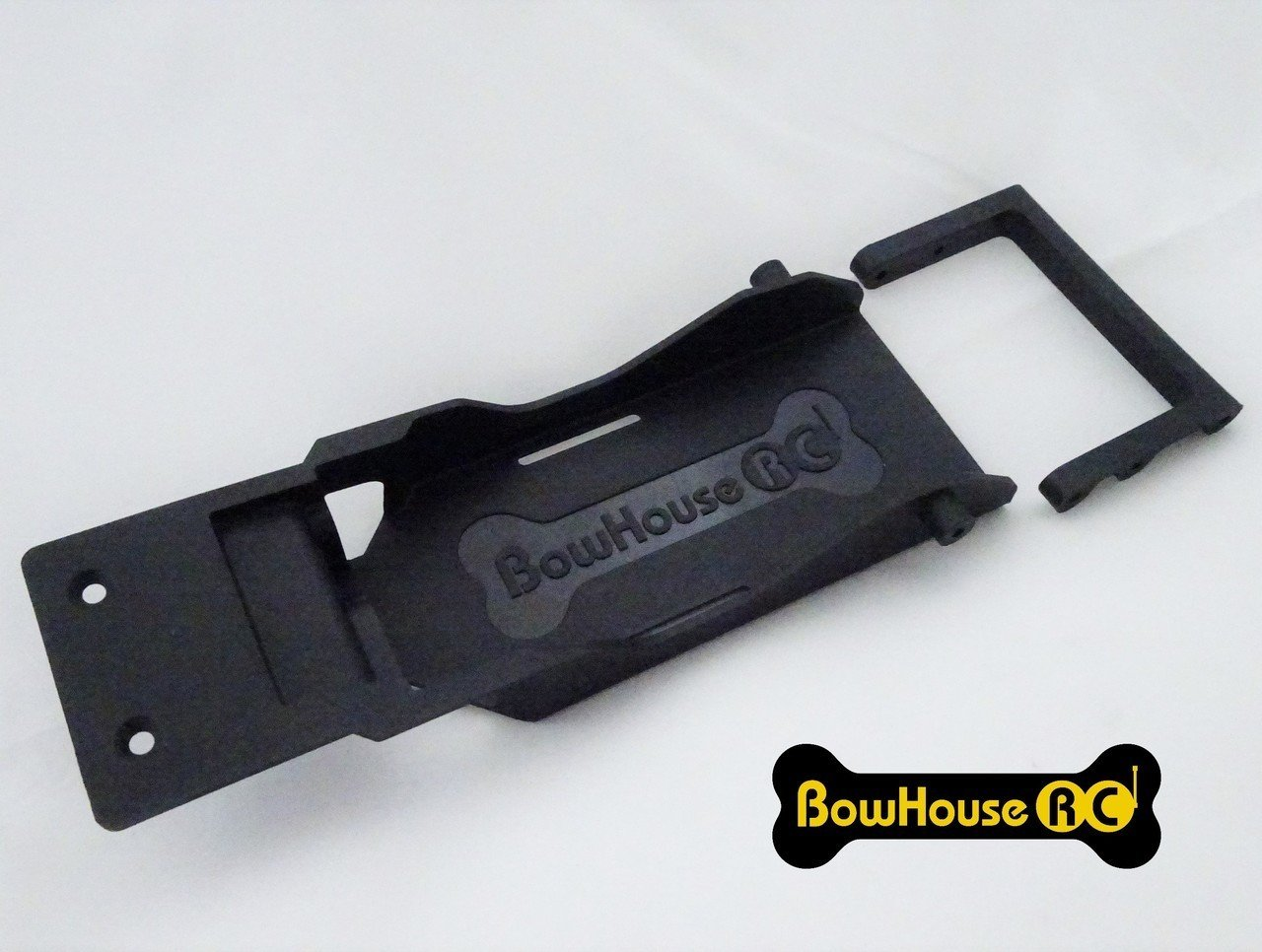 Bowhouse RC Low CG Battery Tray Combo for Traxxas TRX-4