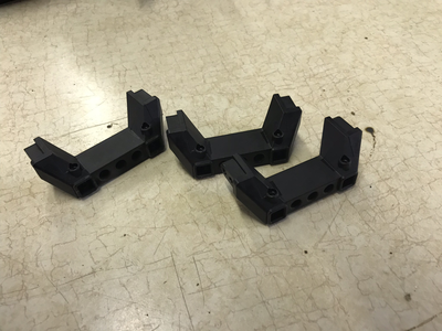 Trx-4 Rear Bumper Mount