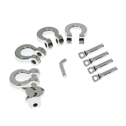 Redcat Racing Shackle Hitch Cover and Pin Set