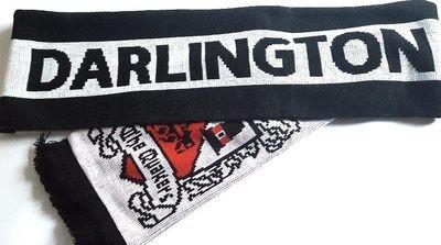 Darlington FC Scarf