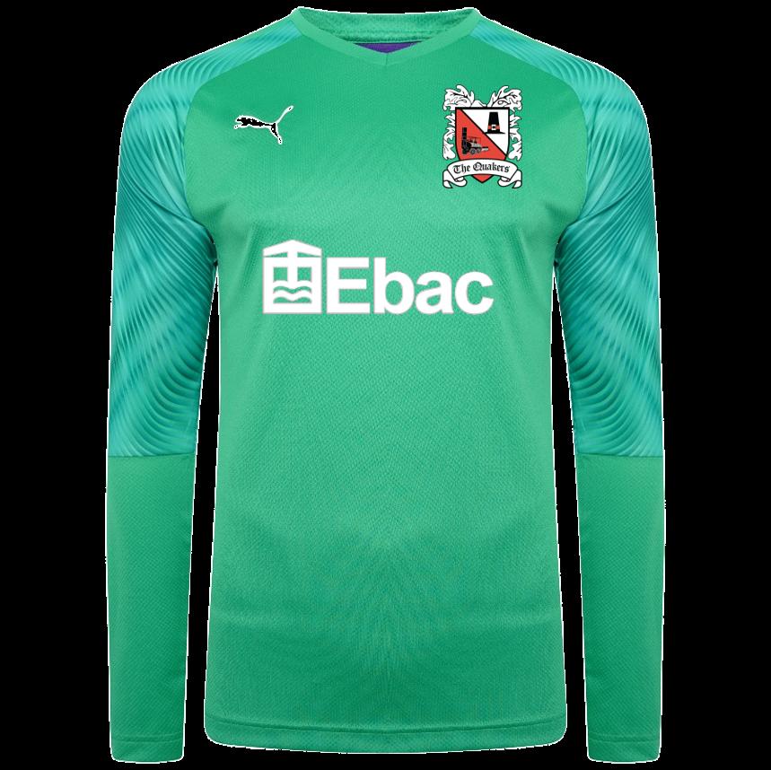 Puma Goalkeeper Shirt Green Adult 19/20 (Ordered on Request)
