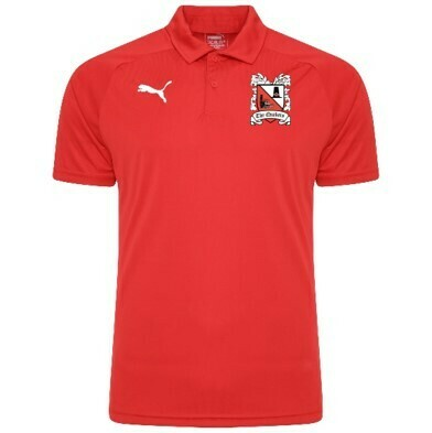 Puma Liga Sideline Red Polo Shirt 19/20 (Ordered on Request)