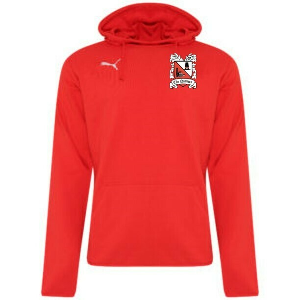 Puma Liga Casual Red Hoody 19/20 (Ordered on Request)