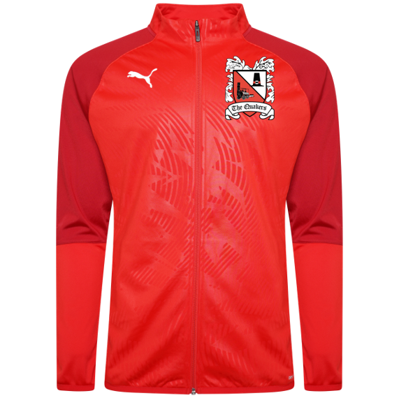 Puma Cup Core Red Track Jacket 19/20 (Ordered on Request)
