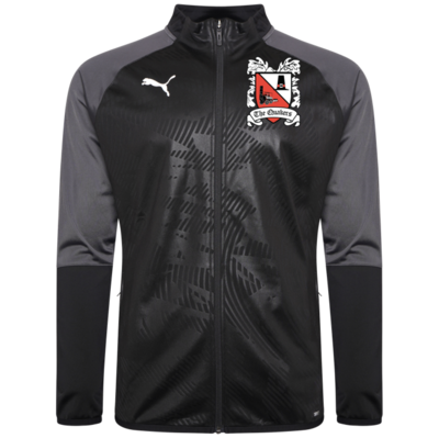 Puma Cup Core Black Track Jacket 19/20 (Ordered on Request)