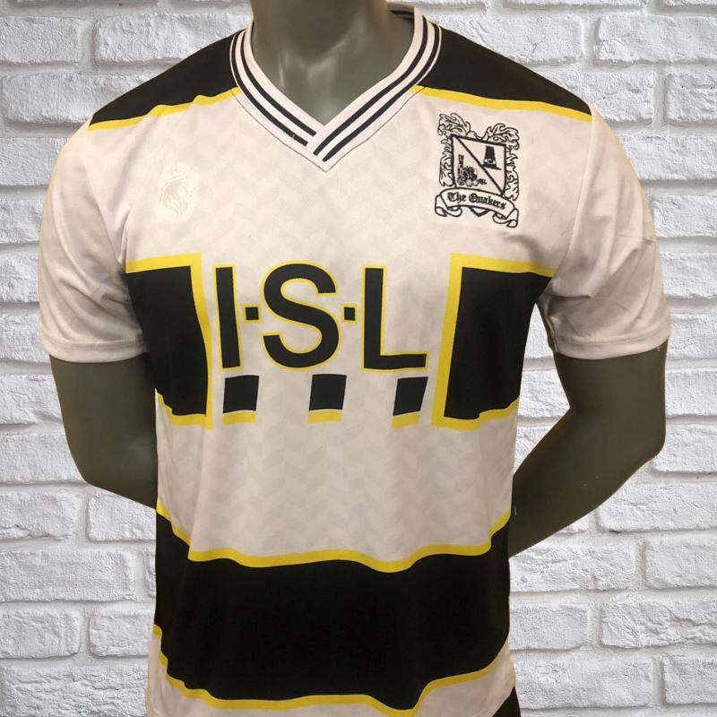 Retro 1989/90 Shirt (Deposit)