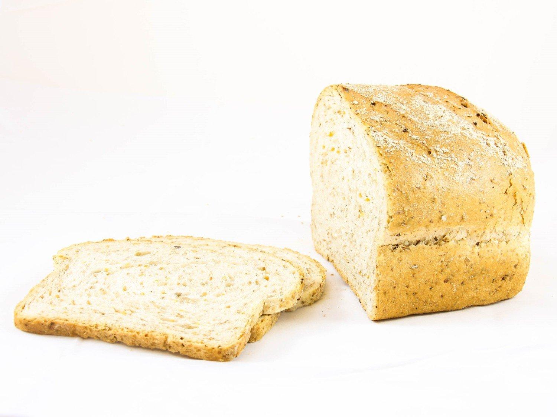 Haverzemelen brood