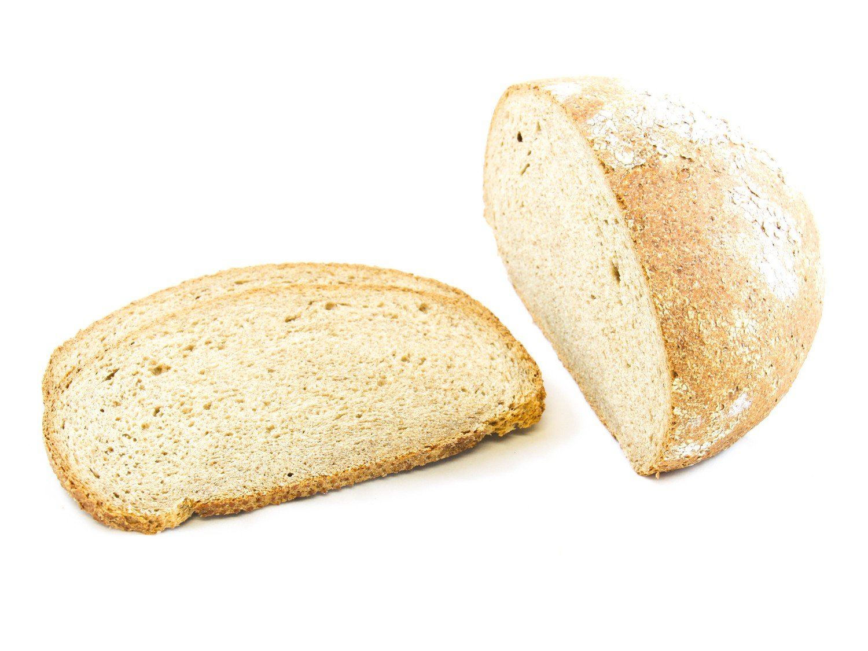 Roggebrood met zuurdesem