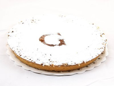 Normande praliné taart