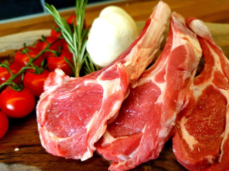 Côtelettes d'agneau