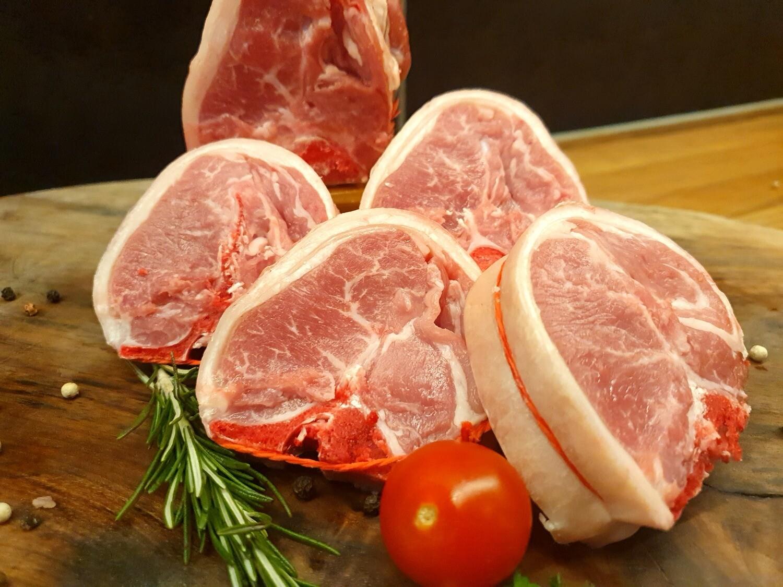 Chop d'agneau