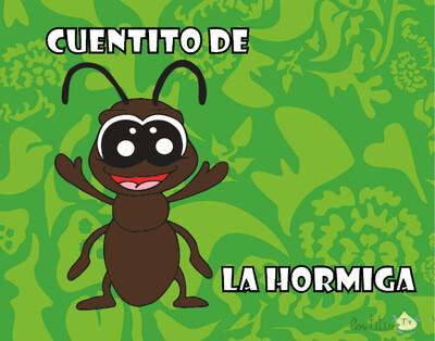 Cuentito de la hormiga