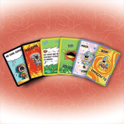 Juego de cartas de Educación emocional- Descargable