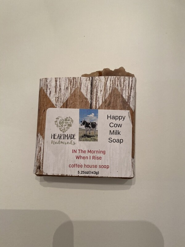 Happy cow milk soap variety