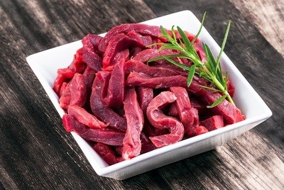 Beef Strips (500g) شرائح
