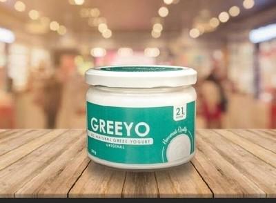 Greek yogurt (225g) زبادي يوناني