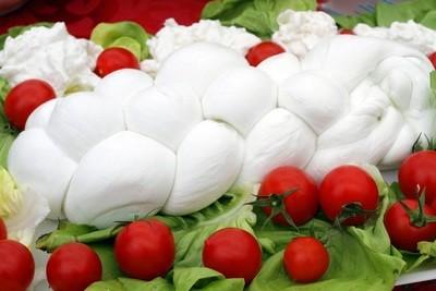 Braided Mozzarella (500g) موزاريلا مضفرة