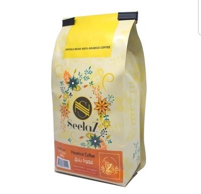 Hazelnut coffee (250g) قهوه بندق